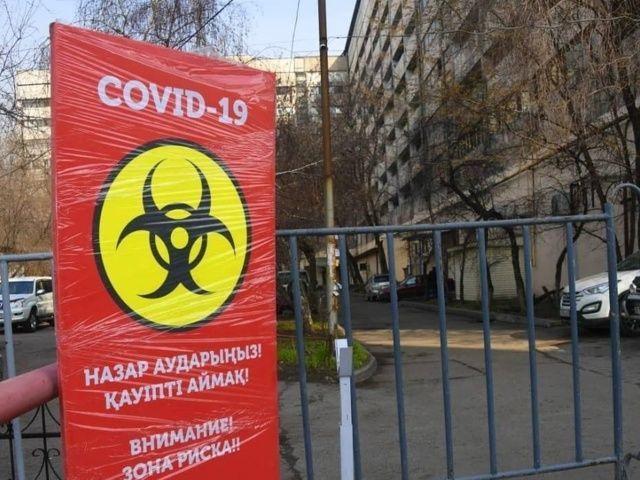 В «красную» зону по коронавирусу вошла Карагандинская область- Kapital.kz