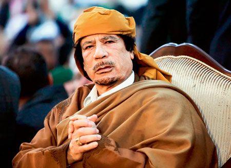 Ливия вышла на след золота Каддафи- Kapital.kz