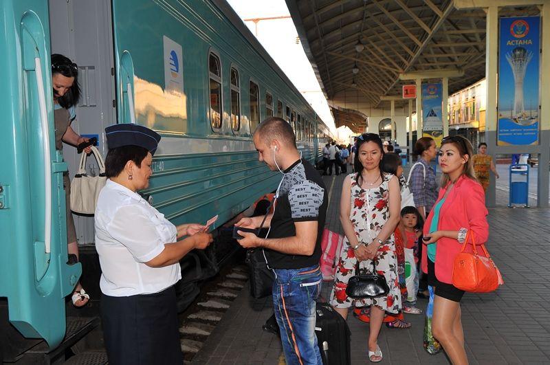 Новые вагоны приобретет Казахстан до конца года- Kapital.kz