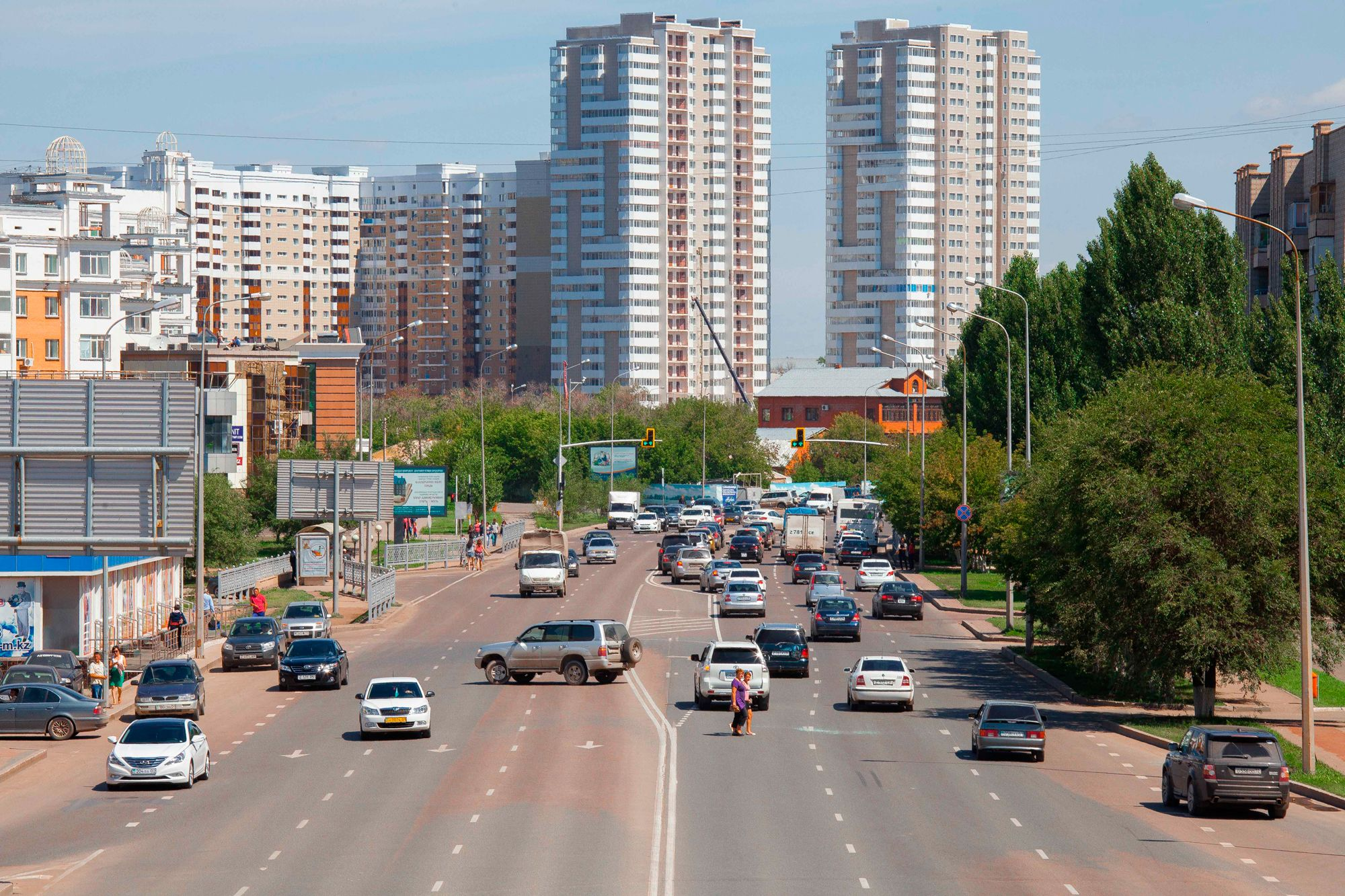 Объем инвестиций в жилищное строительство Астаны – 74,1 млрд тенге - Kapital.kz