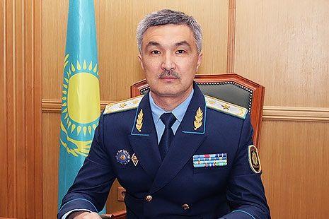 Абдиров Нургалым Мажитович