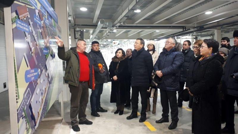 В марте в Караганде откроют оптово-распределительный центр  170907 - Kapital.kz