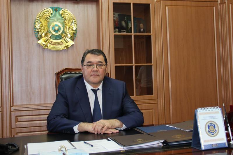 Президент назначил заместителя министра внутренних дел - Kapital.kz