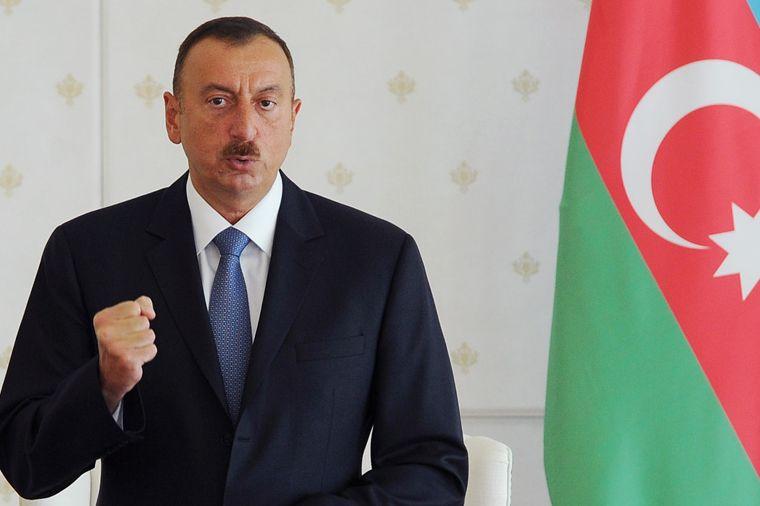 Ильхам Алиев переизбран президентом Азербайджана- Kapital.kz