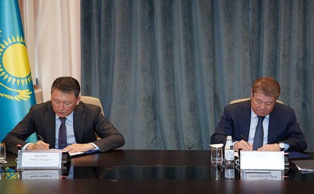 Ахметжан Есимов и Тимур Кулибаев поддержат отечественных производителей- Kapital.kz