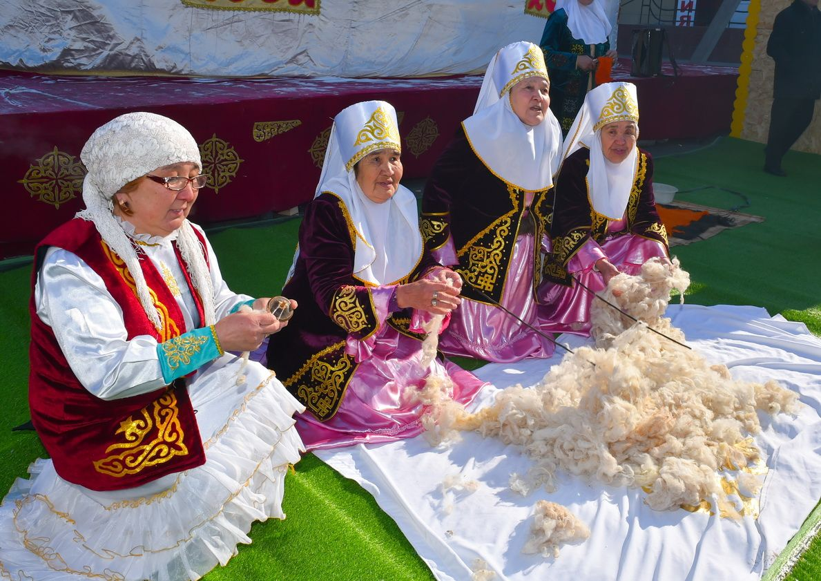 Конкурс юрт проводится в Северо-Казахстанской области - Kapital.kz