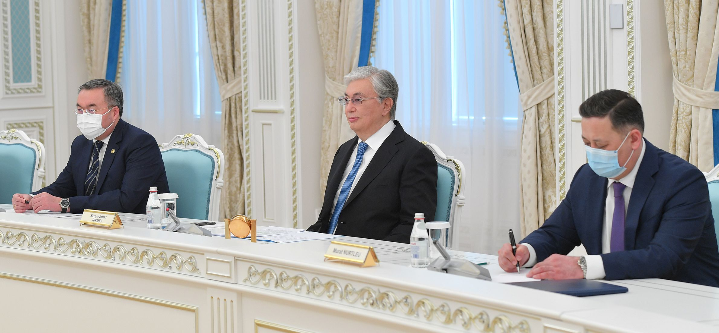 Президента пригласили посетить Иран с официальным визитом 690045 - Kapital.kz