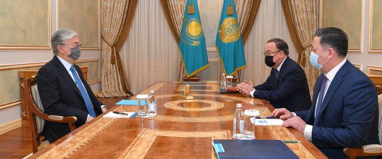 Глава РК обозначил приоритеты работы Ержана Казыханова- Kapital.kz