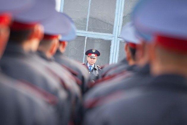 Казахстанским полицейским вернут жезлы- Kapital.kz