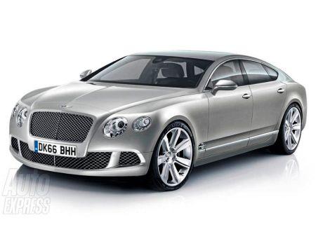 «Четырёхдверное» купе от… Bentley!- Kapital.kz