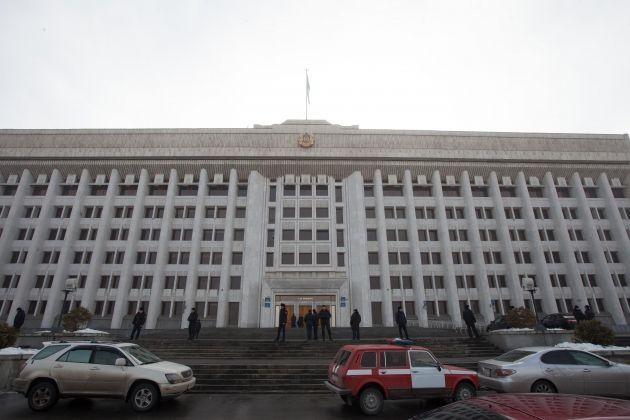 Акимат Алматы не хочет говорить о вырубке деревьев в городе- Kapital.kz