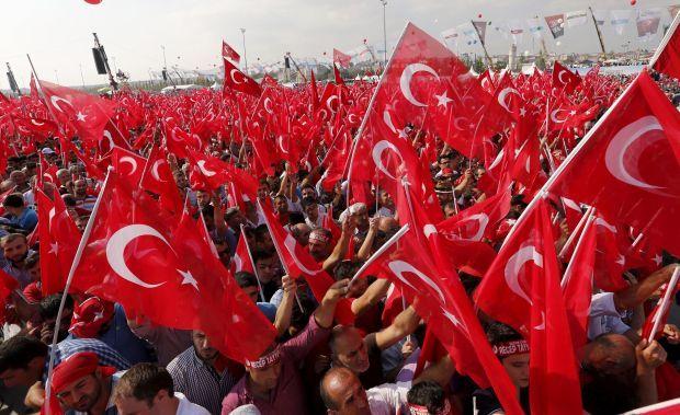 Президентское правление поддержали более 50% участников референдума вТурции- Kapital.kz