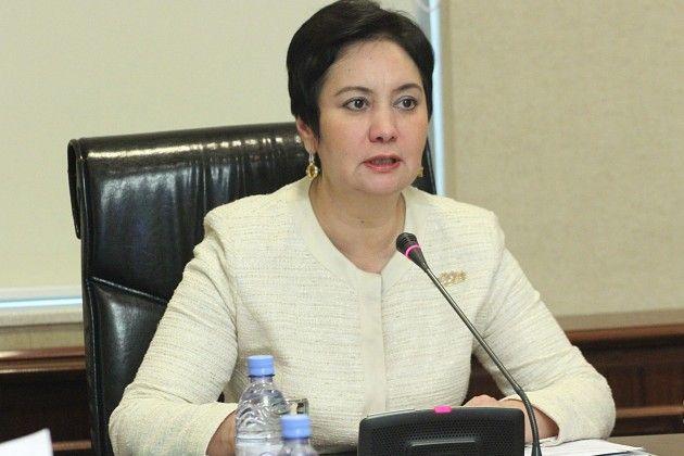 Гульшара Абдыкаликова возглавила комитет в мажилисе- Kapital.kz