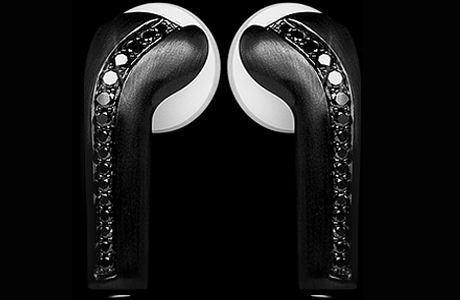 Представили бриллиантовые наушники для iPhone- Kapital.kz