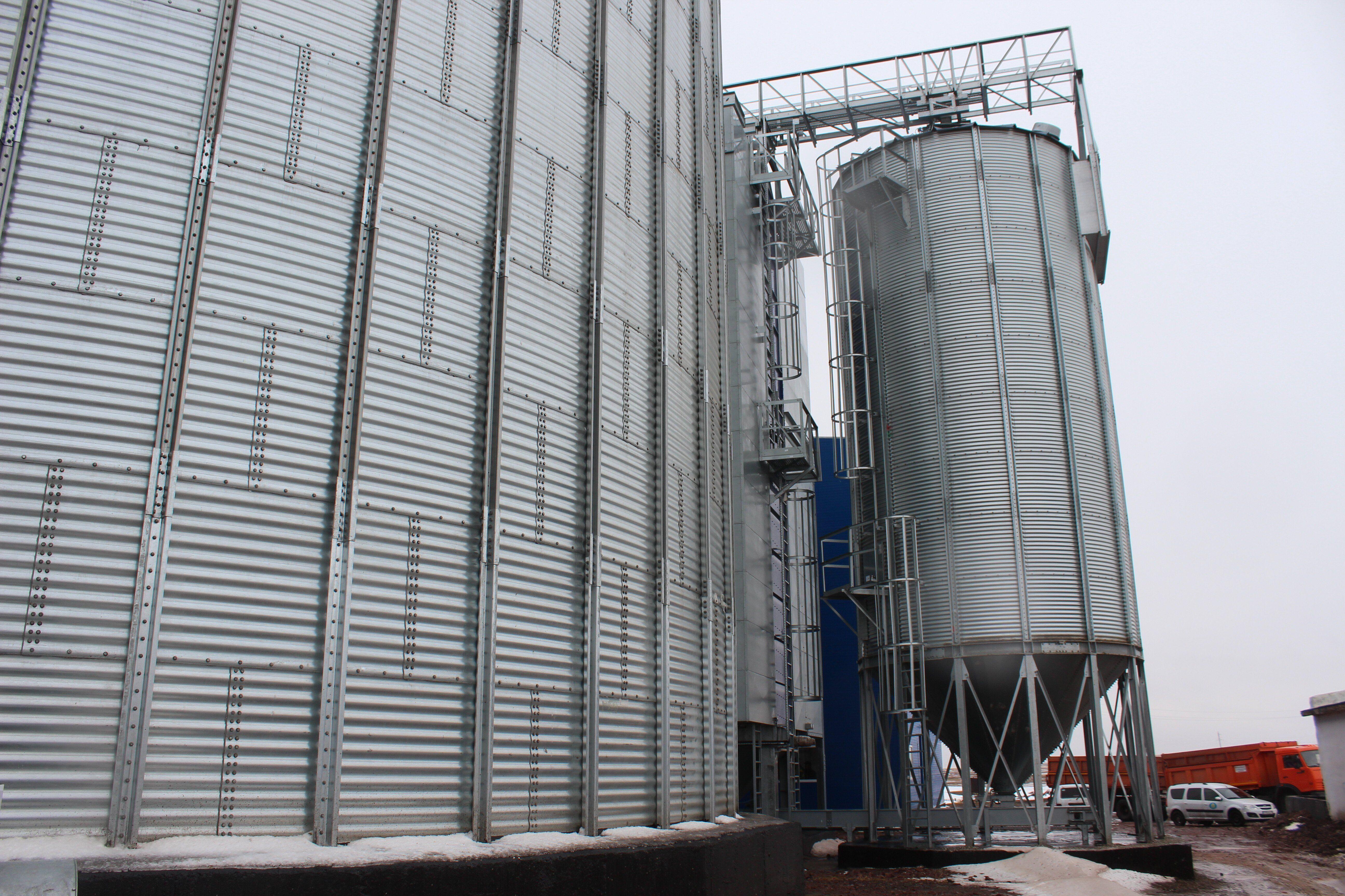 ВСКО введено вэксплуатацию современное зернохранилище- Kapital.kz