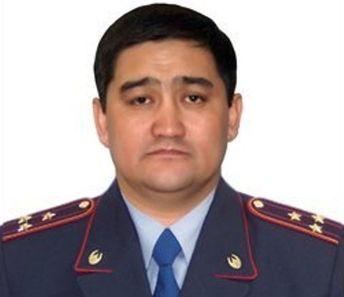 Кудебаев Серик Мырзакулович