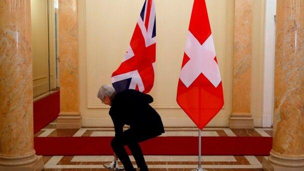 Швейцария подписала с Лондоном договор об экономических отношениях после Brexit- Kapital.kz