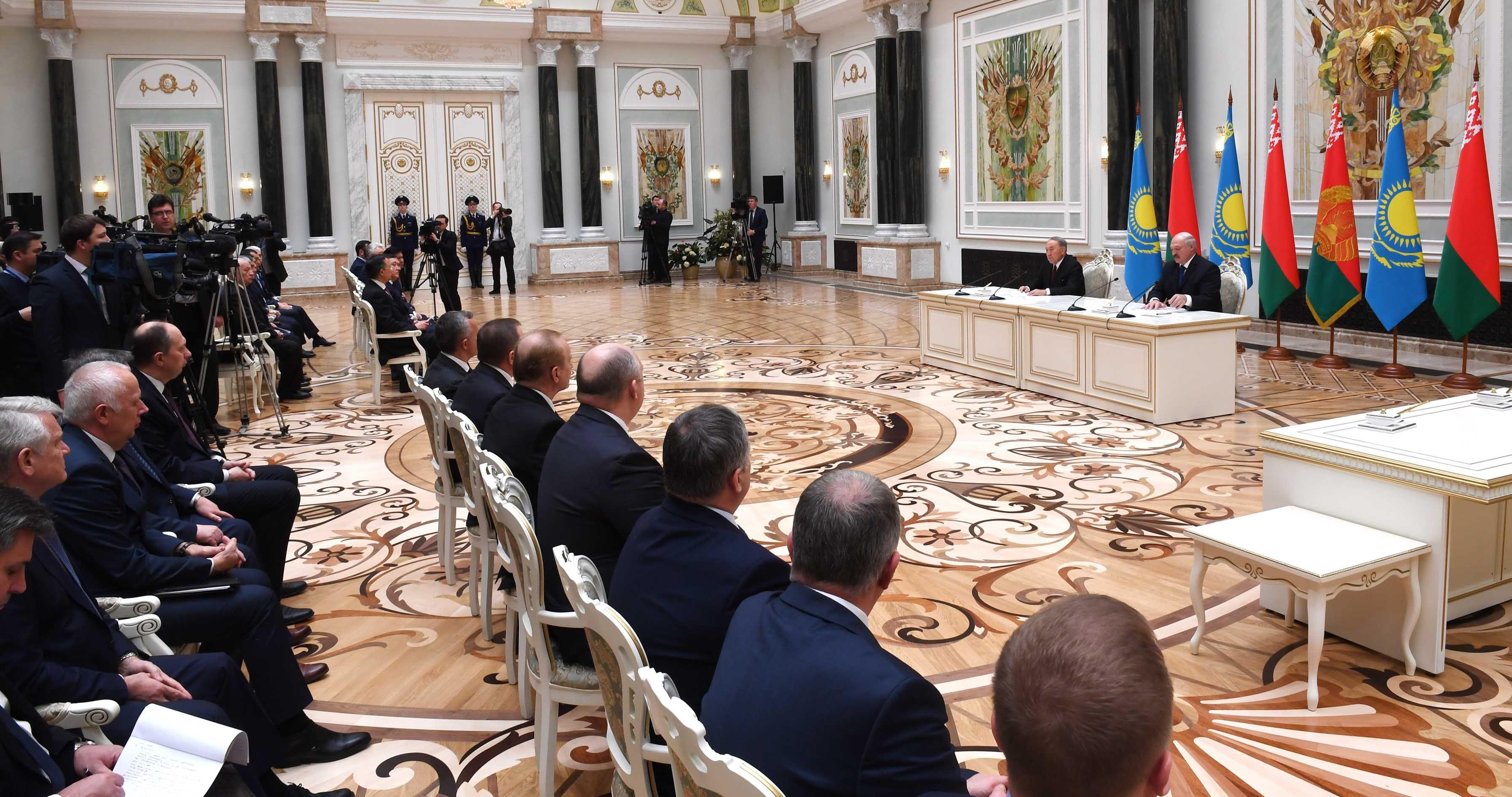 РКиБеларусь расширят транзитно-транспортное взаимодействие- Kapital.kz