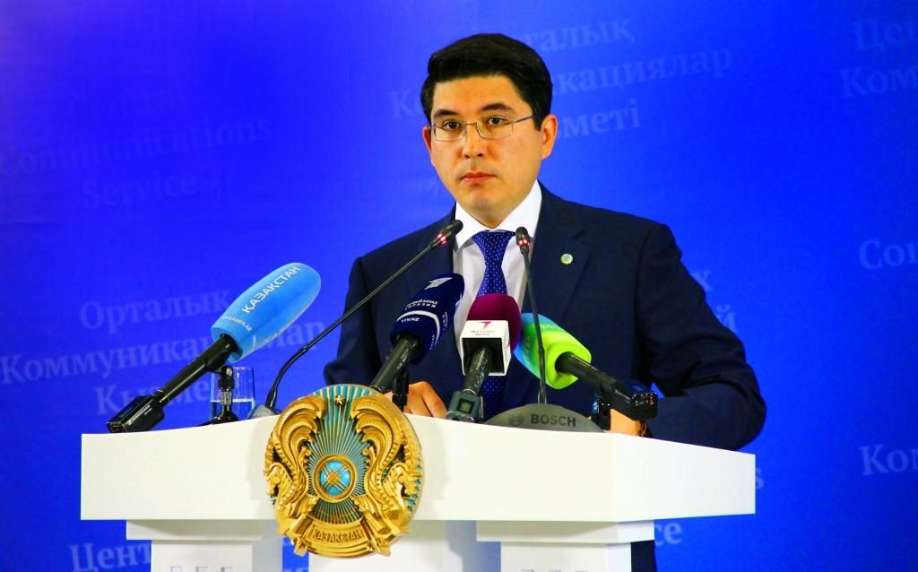 Абибуллаев перейдет в агентство по связи и информации- Kapital.kz