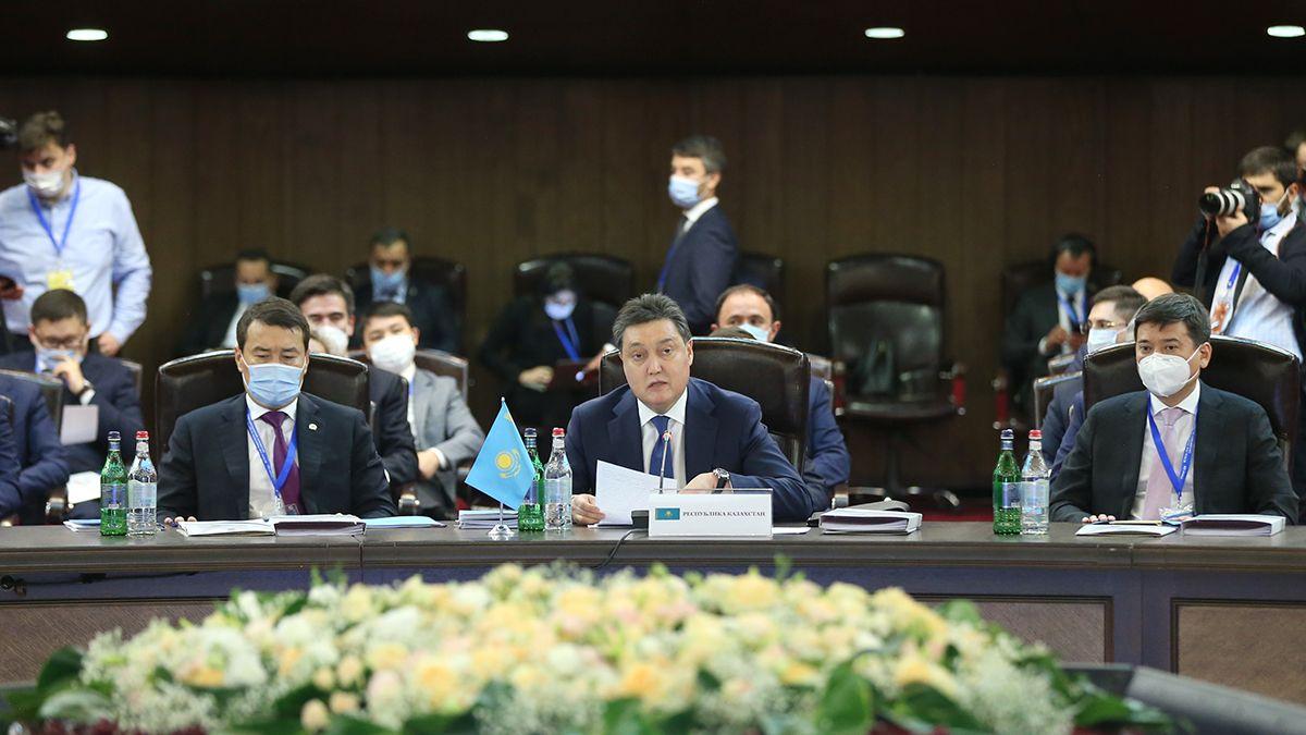 Аскар Мамин предложил создать Евразийскую товаропроводящую систему 458697 - Kapital.kz
