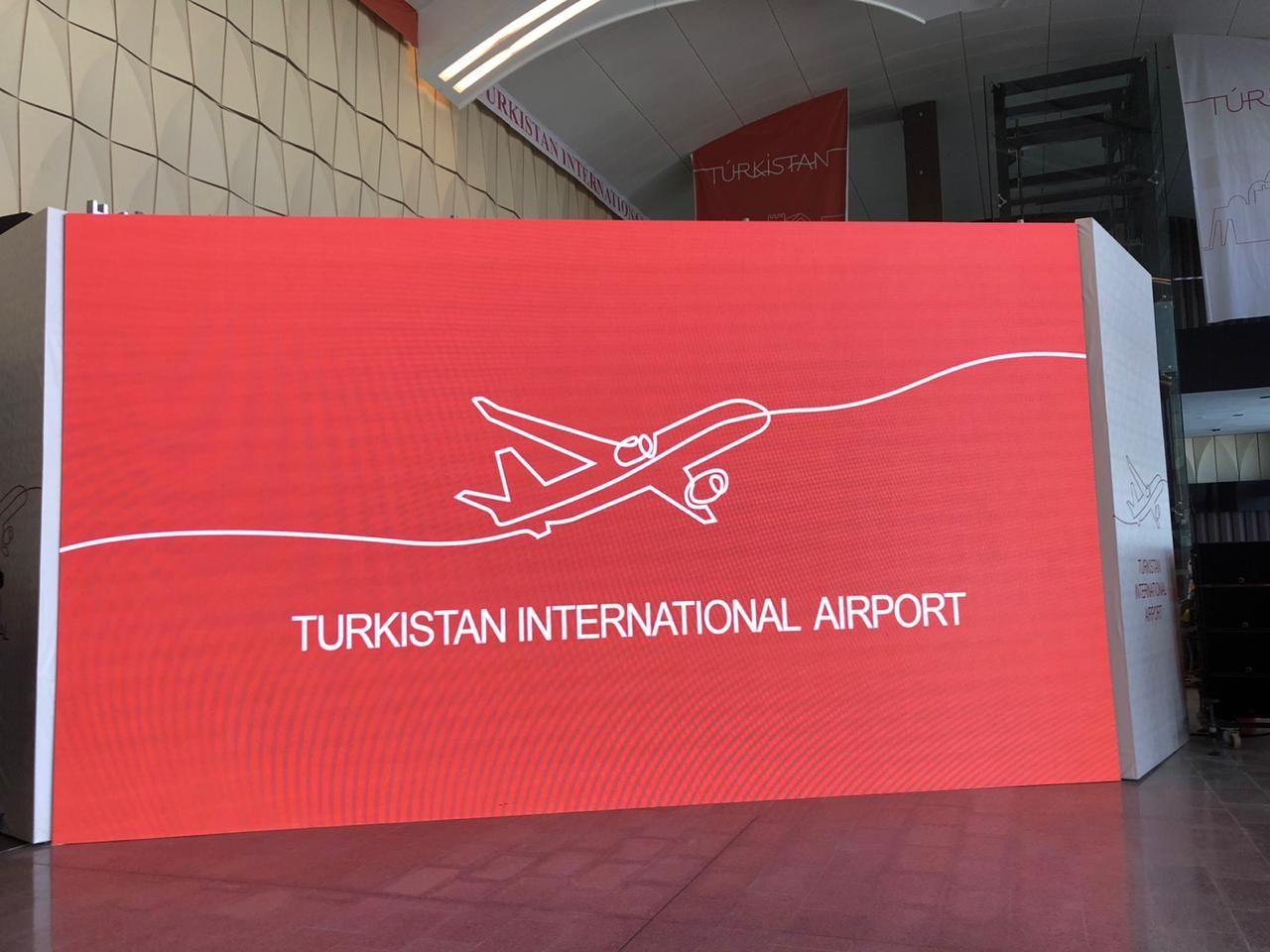 Запущен новый аэропорт Туркестана 443510 - Kapital.kz