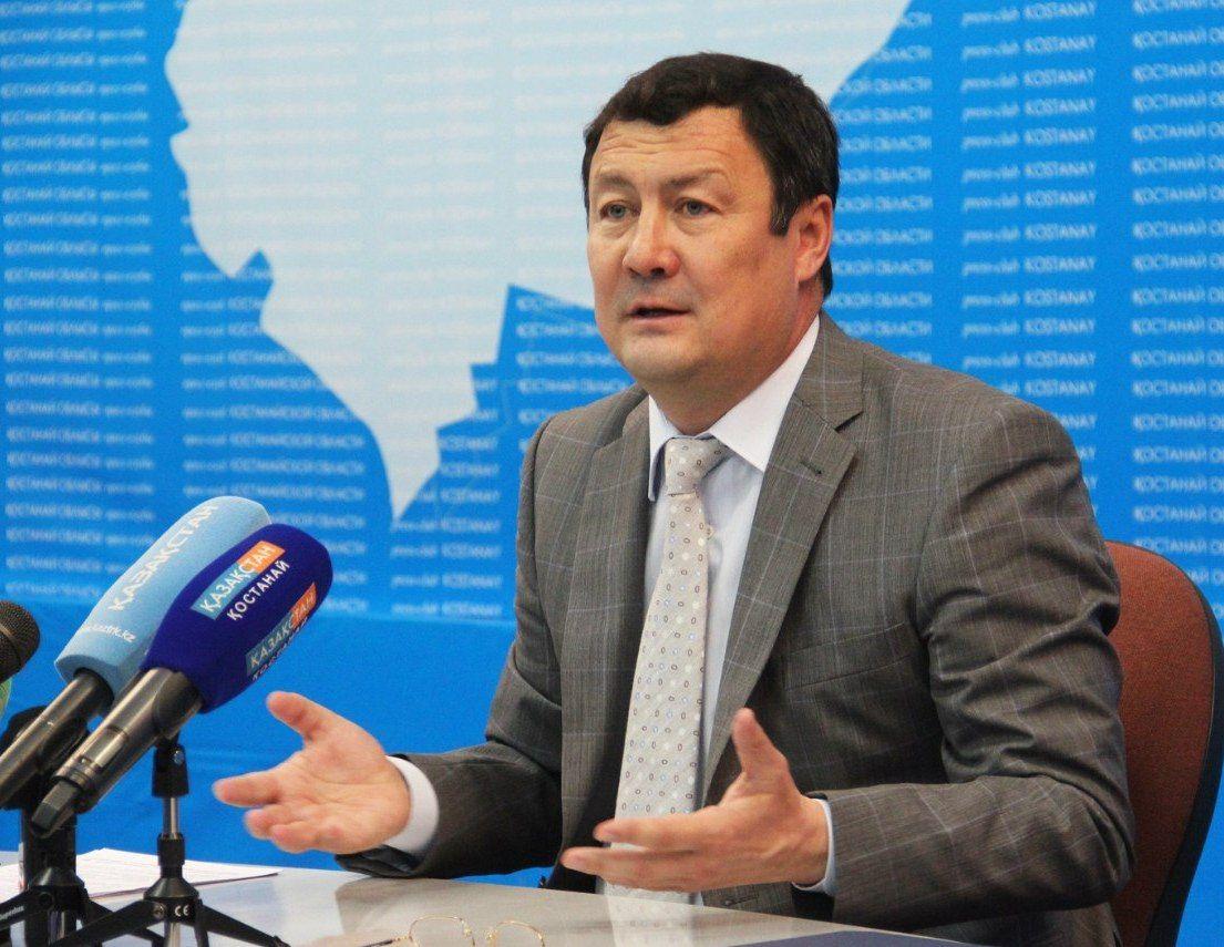 Срок домашнего ареста экс-акима Костаная продлен- Kapital.kz