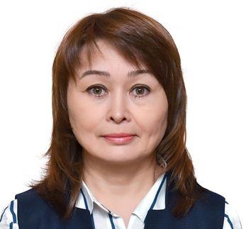 Жарова  Куралай  Амангельдиевна