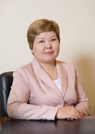 Шаженова  Дина  Мэлсовна
