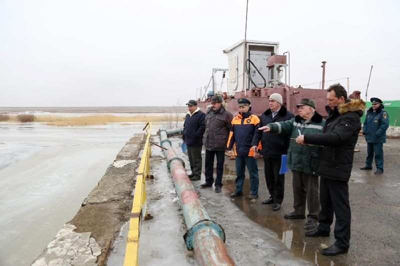 Байконур готовится кпаводковой ситуации наСырдарье- Kapital.kz