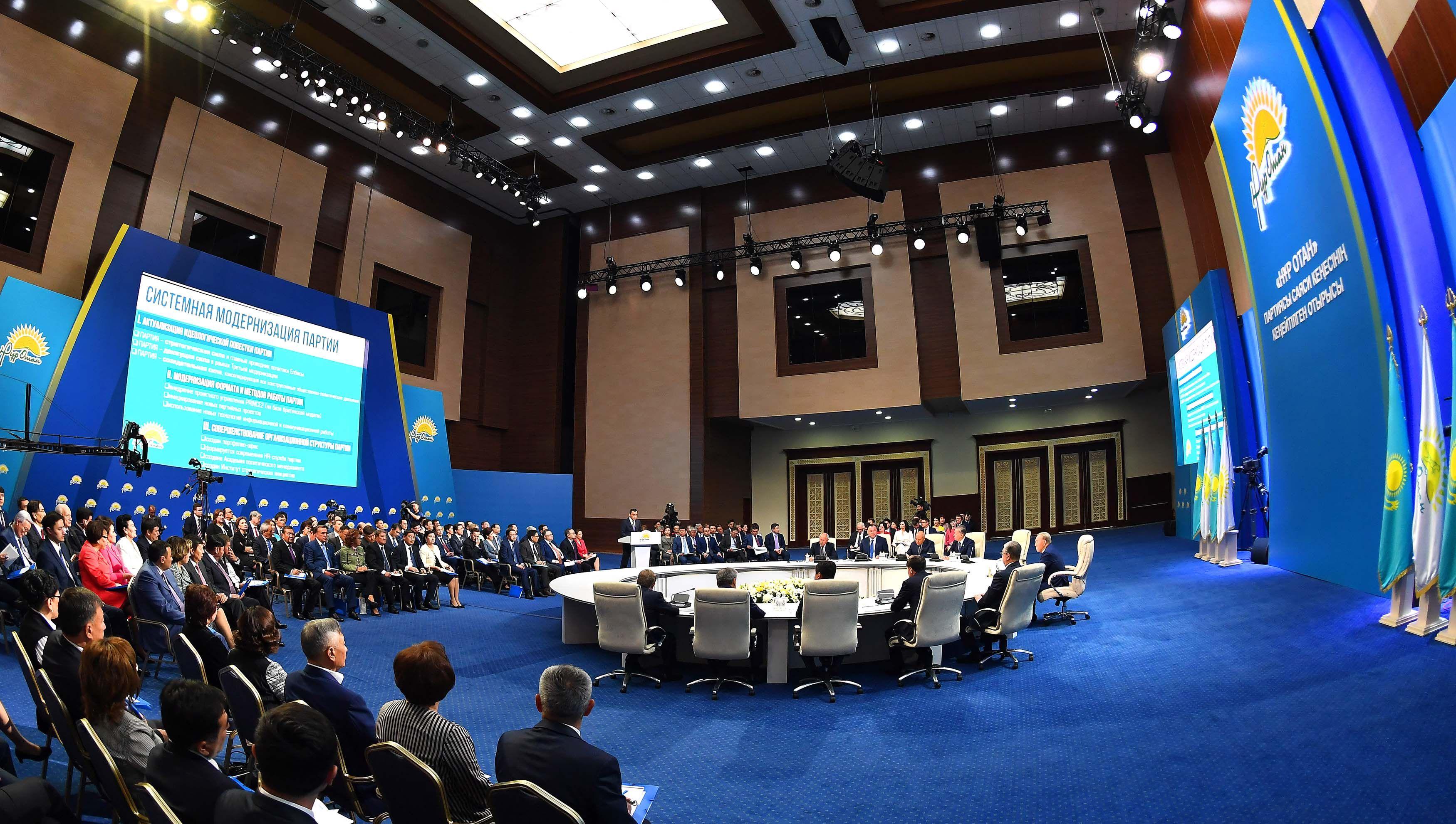 Президент: Стабильность страны зависит отбизнеса- Kapital.kz