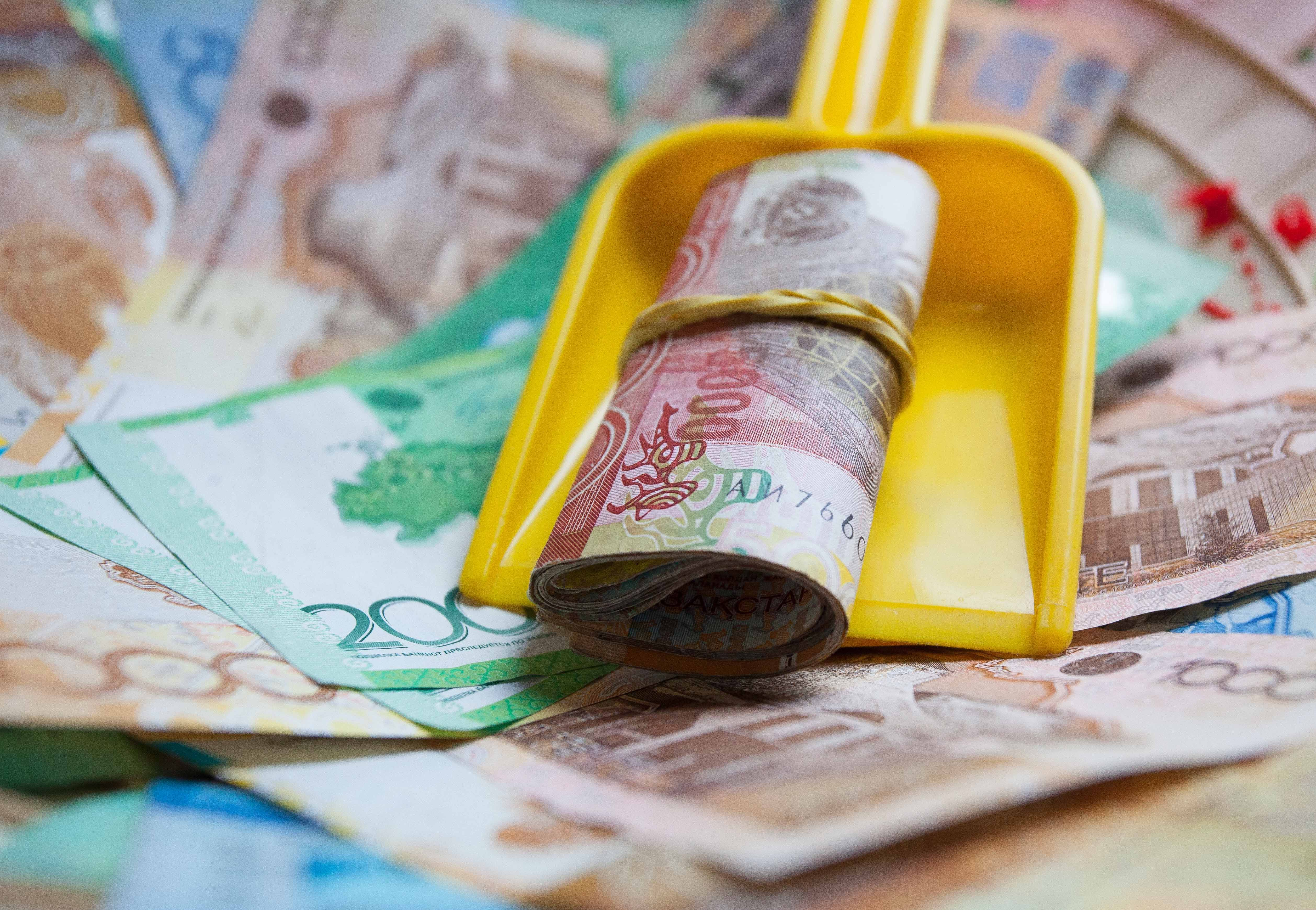 Чистый доход госбюджета в2016году составил 5,8трлн тенге- Kapital.kz