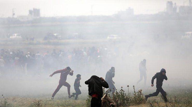 Число погибших всекторе Газа палестинцев выросло до59- Kapital.kz
