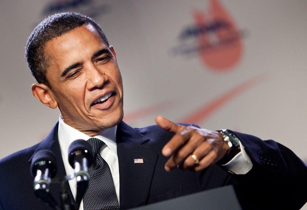 Барак Обама занял 12-е место врейтинге президентов- Kapital.kz