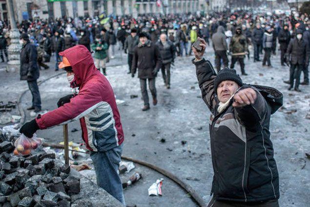 Кличко требует отставки Януковича- Kapital.kz