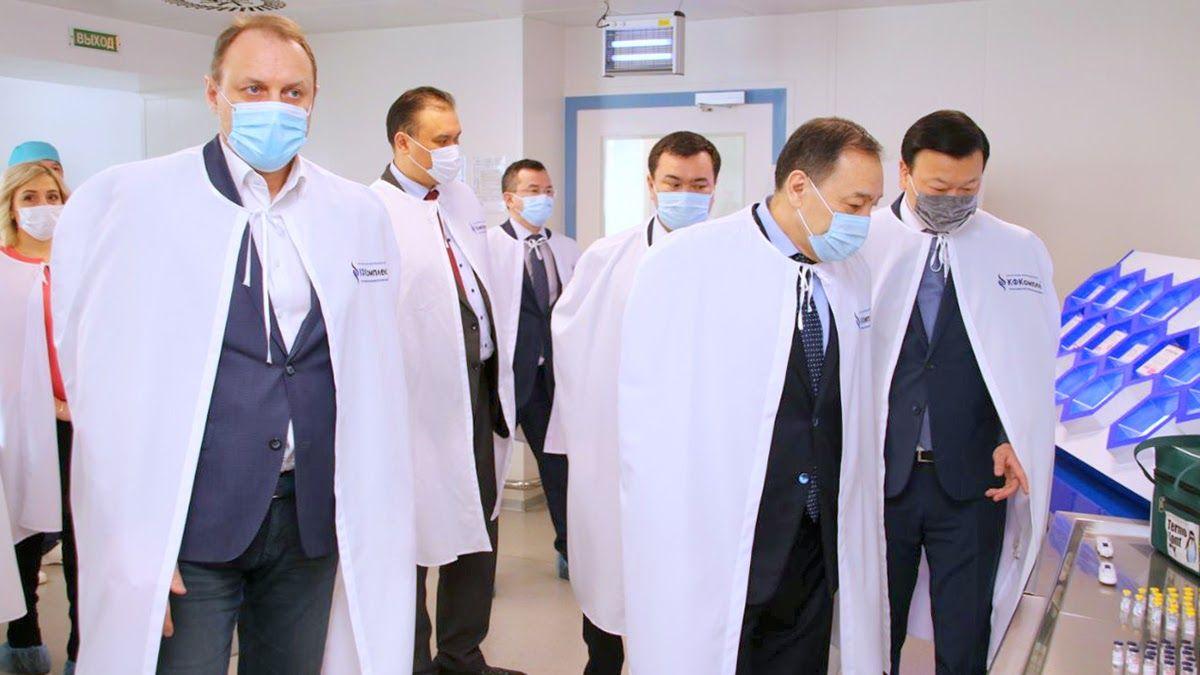 Карагандинский фармкомплекс произвел промышленную партию Спутник V- Kapital.kz