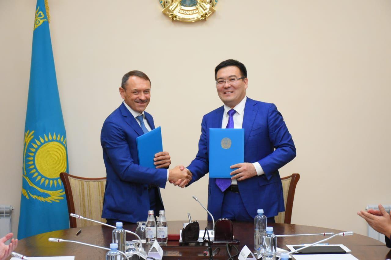 В Туркестане подписано соглашение о строительстве теплицы- Kapital.kz