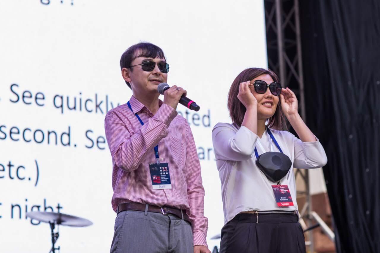 Казахстанцы создали специальный аппарат для незрячих людей- Kapital.kz