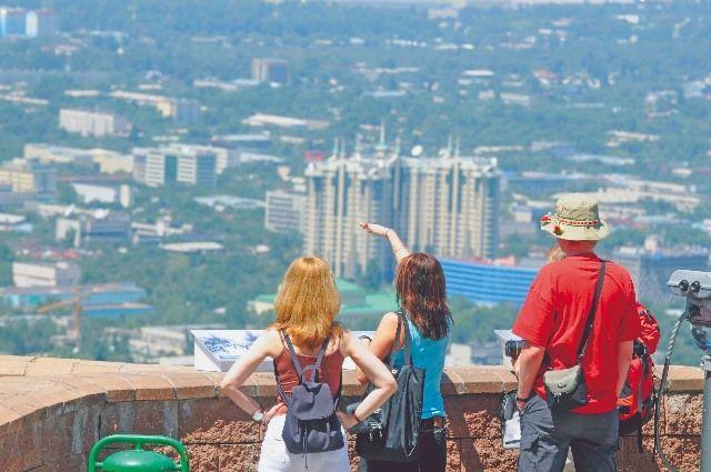 Затри месяца Алматы посетили более 130тысяч иностранных туристов- Kapital.kz