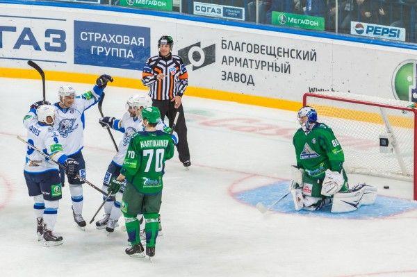 «Барыс» начал год с победы- Kapital.kz