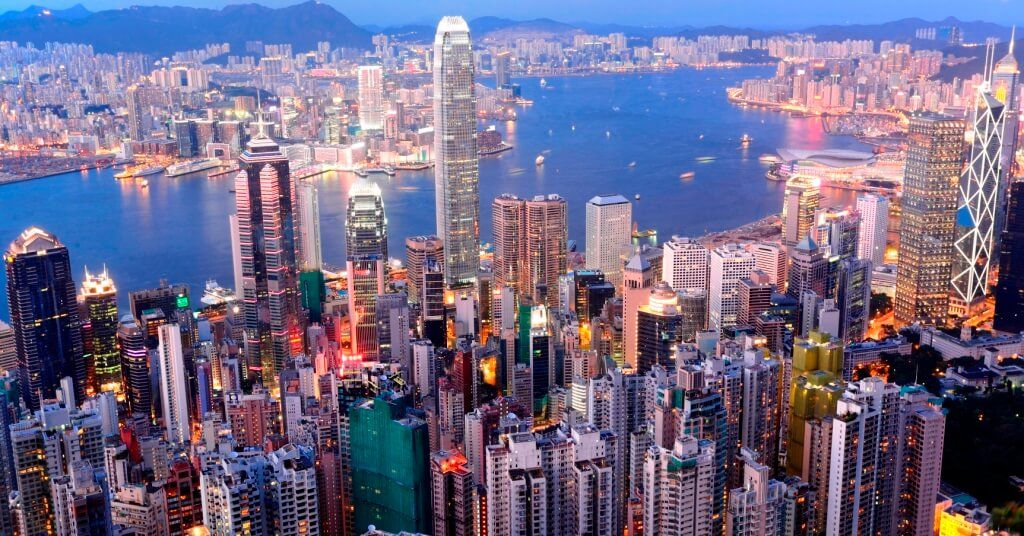 Гонконг возглавил рейтинг городов ссамой дорогой арендой офисов- Kapital.kz