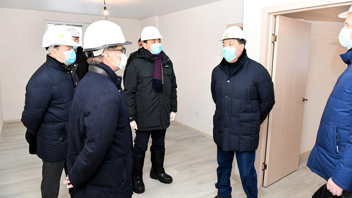 В столице ввели в эксплуатацию свыше 2 млн кв метров жилья 510428 - Kapital.kz
