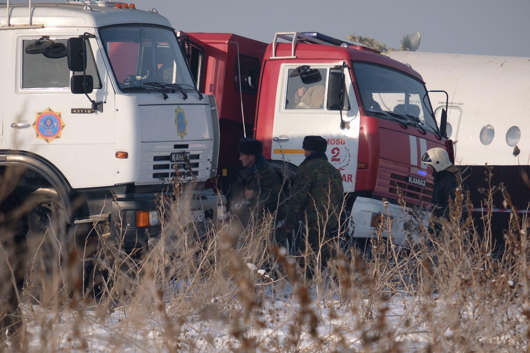 Число погибших в авиакатастрофе под Алматы увеличилось  152700 - Kapital.kz
