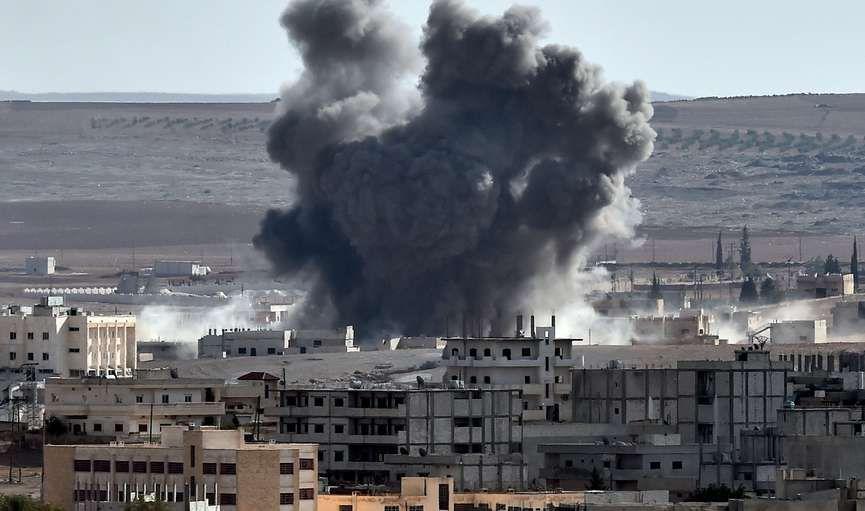 Обама разрешил наносить авиаудары по Сирии- Kapital.kz