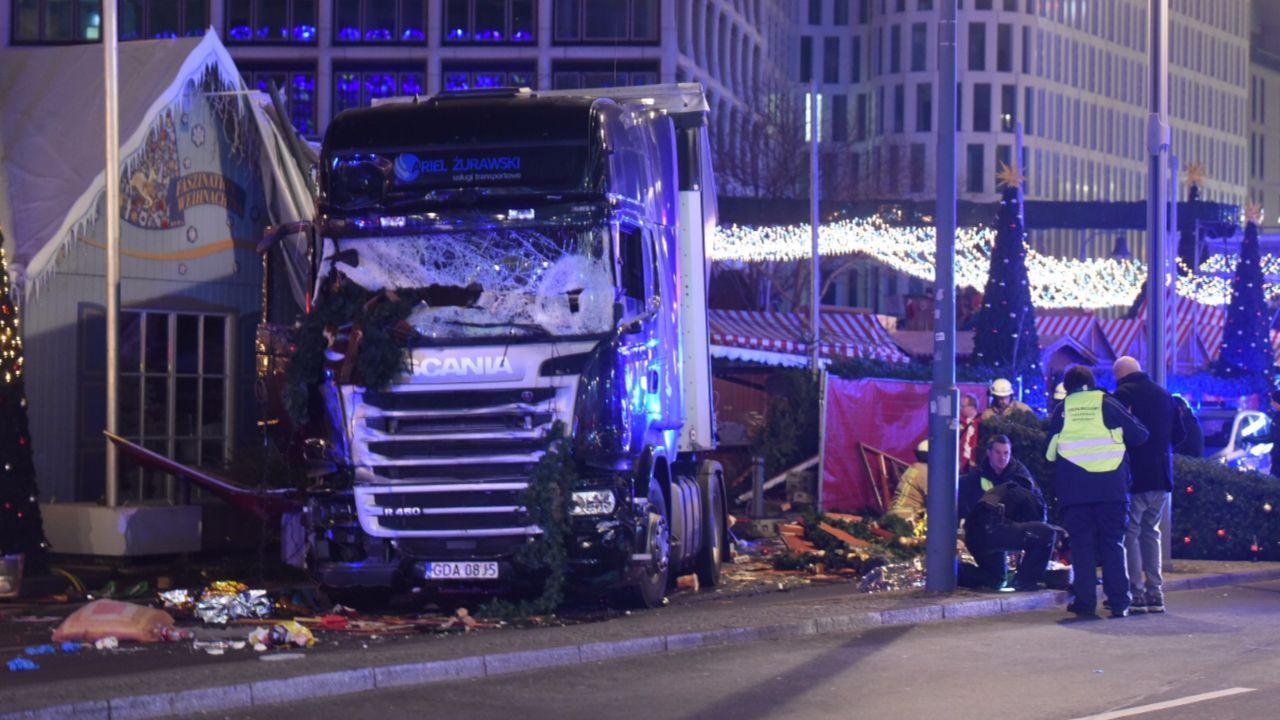 Полиция установила личность исполнителя теракта вБерлине- Kapital.kz