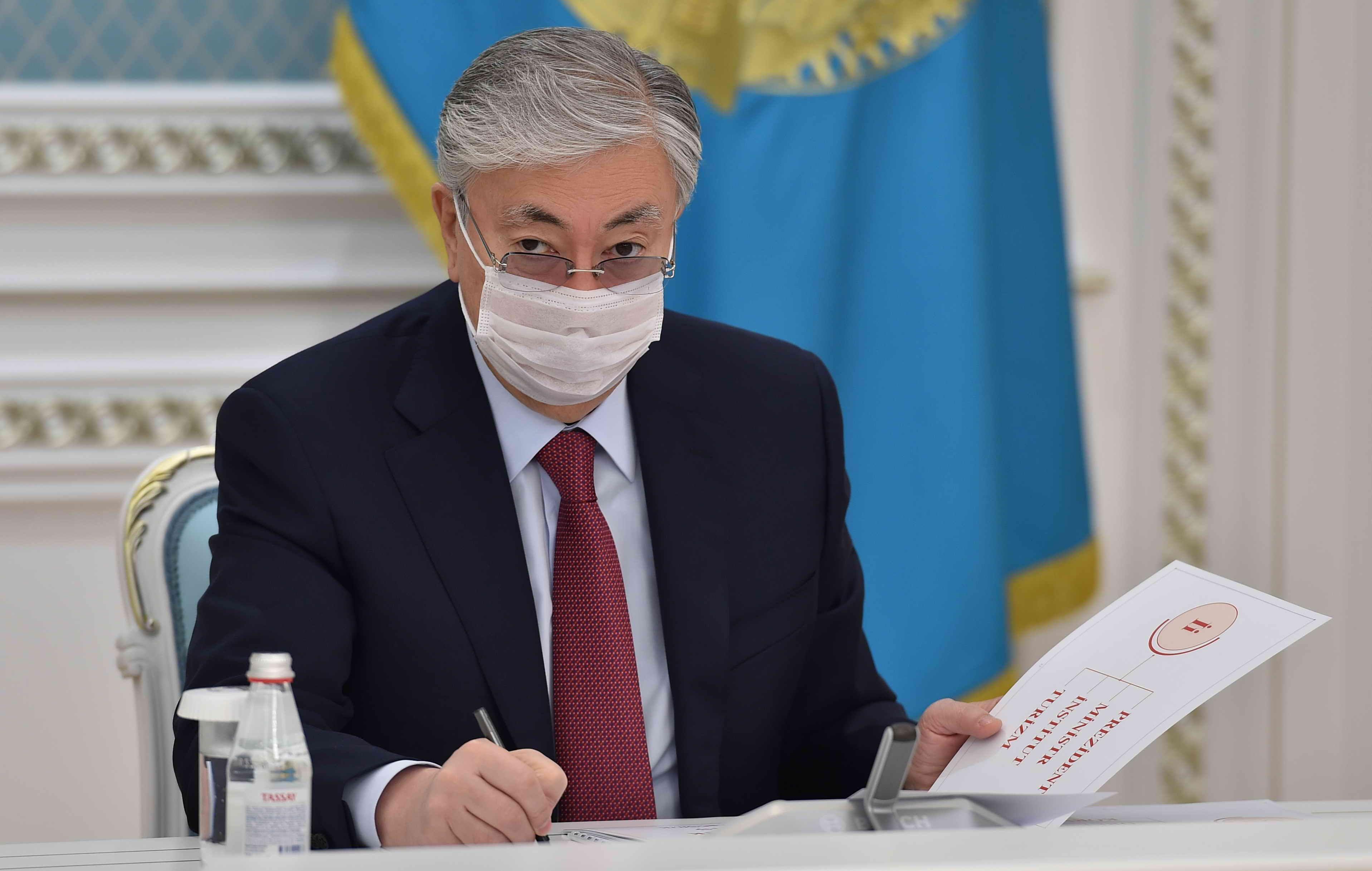 Президенту представили проект алфавита на латинице 490008 - Kapital.kz