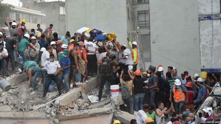 Число жертв землетрясения вМексике увеличилось до286- Kapital.kz