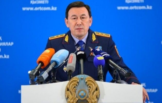 Калмуханбет Касымов назвал районы возможного подтопления- Kapital.kz