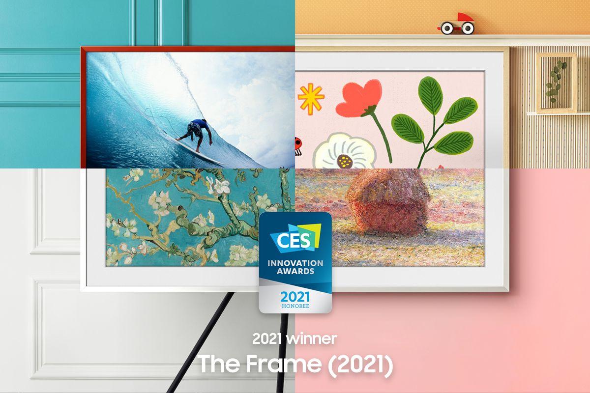 Samsung получила премии CES 2021 Innovation Awards  588965 - Kapital.kz