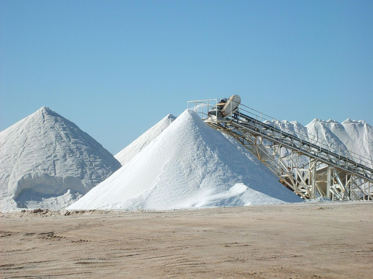 Производство соли выросло на 25% за год в Казахстане - Kapital.kz