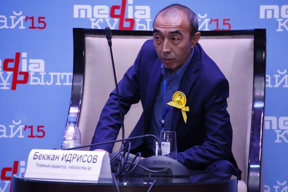 Известный журналист Бекжан Идрисов покинул Казахстан- Kapital.kz